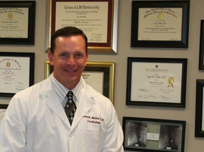 BCS Heart - Our Doctors - Dr  Lane Miller